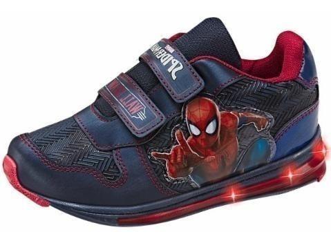 Tenis Junior Spiderman 2722