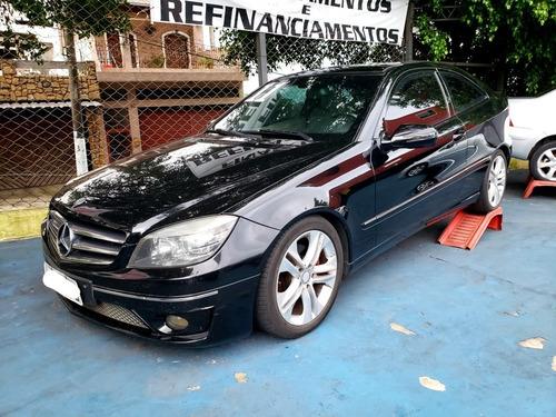 Mercedes-benz Classe Clc 2011 1.8 Kompressor  - Blindada!!