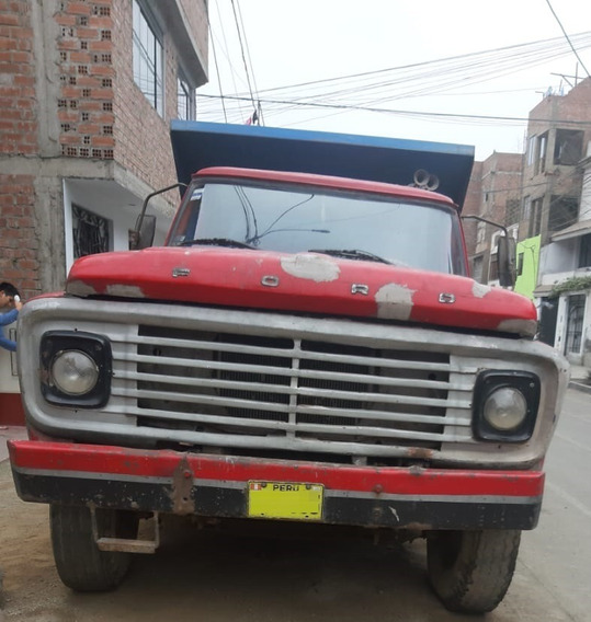 Volquete Ford F-600