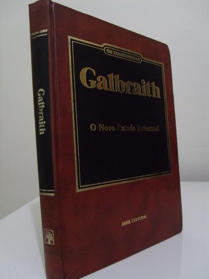 Livro - O Novo Estado Industrial - John K. Galbraith