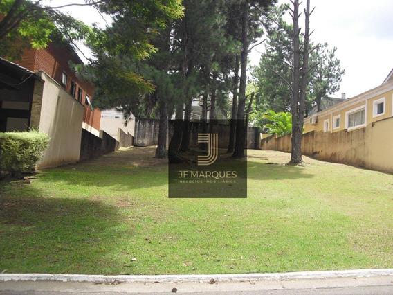 Terreno À Venda, 600 M² Por R$ 960.000 - Residencial Zero - Santana De Parnaíba/sp - Te0027