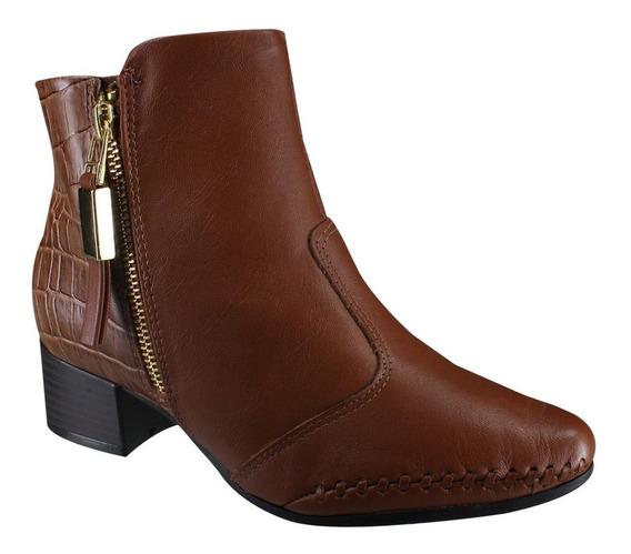 Bota Ankle Boot Ramarim 17-57101 | Katy Calçados