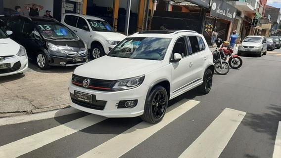 Volkswagen Tiguan- 2013/2014 2.0 Tsi R-line 16v Turbo Gasol
