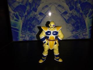 Nappa - Dragon Ball Sobre Plateado - Sheldortoys