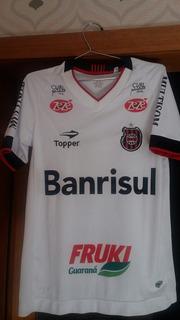Camisa Do Brasil De Pelotas Do Rio Grande Do Sul Tam M
