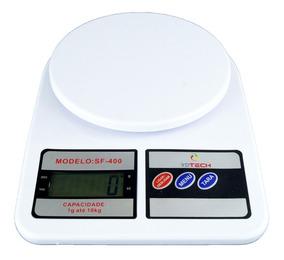 Balança Digital Precisão 1g A 10kg Cozinha Original Ydtech