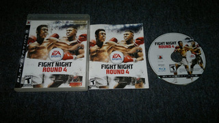 Fight Night Round 4 Completo Para Play Station 3