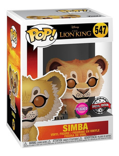 Figuras Funko Pop! Disney Rey León The Lion King - Original