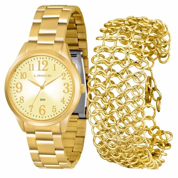 Relógio De Pulso Lince Lrg4262l K073c2kx Orient Frete Grátis