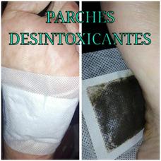 Parches De Desintoxicacion , Limpia Las Toxinas Del Cuerpo