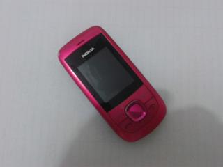 Celular Nokia Rosa Dual Sim C/ Peq. Defeito Venda No Estado