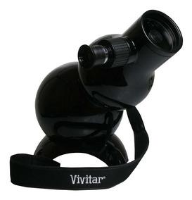 Telescópio Refletor Vivitar 30x E 60x Com Abertura De 76mm