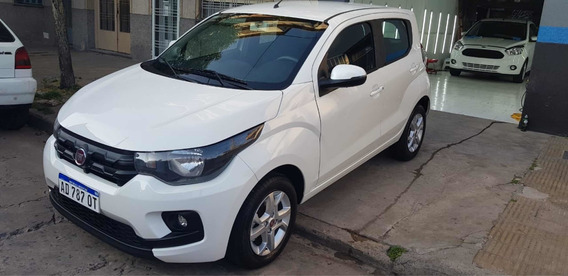 Fiat Mobi 1.0 Easy Pack Top Live On 2019