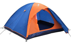 Barraca Acampamento Camping E Lazer Nautika Falcon 3 Pessoas