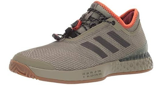 Tenis adidas Court Adizero Ubersonic 3 Citified Ed Limitada