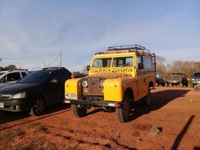 Land Rover 1961 Diesel Motor Land Rover 1973 (exonerado)