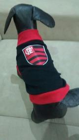 Roupas De Cachorro Do Flamengo Tam P
