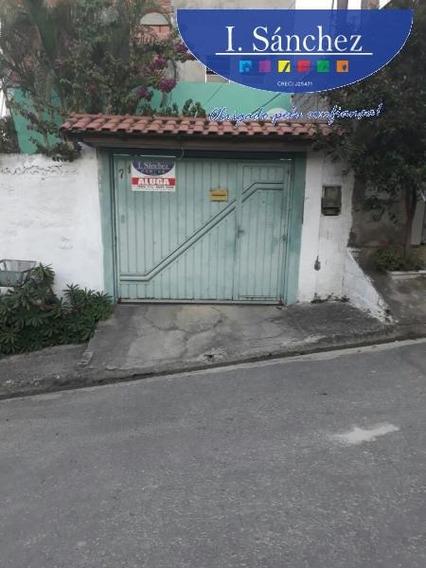 Casa Para Locação Em Itaquaquecetuba, Jardim Maria Rosa, 3 Dormitórios, 1 Banheiro, 2 Vagas - 190301a