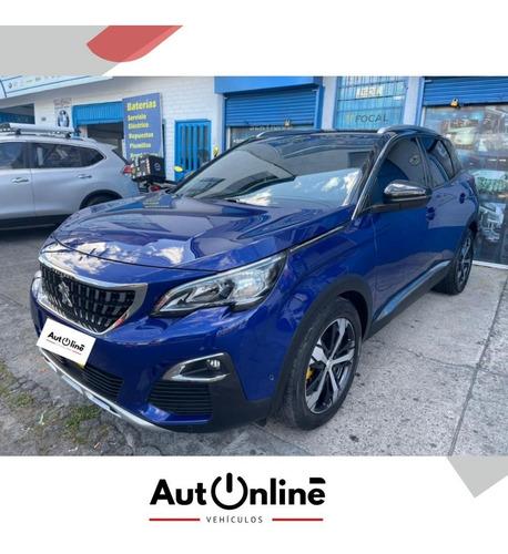 Peugeot 3008 2018 1.6 Allure 31000 Km Jm