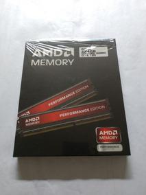 Kit 2x(4gb) Ram - Amd Performance Edition - R$ 299,00