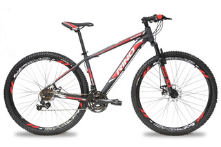Bicicleta Rino Atacama 29 Freio Hidráulico 24v Cambio Shiman