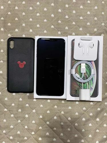 Apple iPhone XS Max 256gb 10/10 Libre De Fabrica Sin Face Id