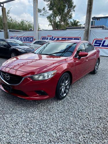 Imagen 1 de 15 de Mazda Mazda 6 2016 4p I Sport L4/2.5 Aut