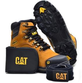 ea7cddca4 Bota Caterpillar Second Shift Boot Milho - Calçados, Roupas e Bolsas ...