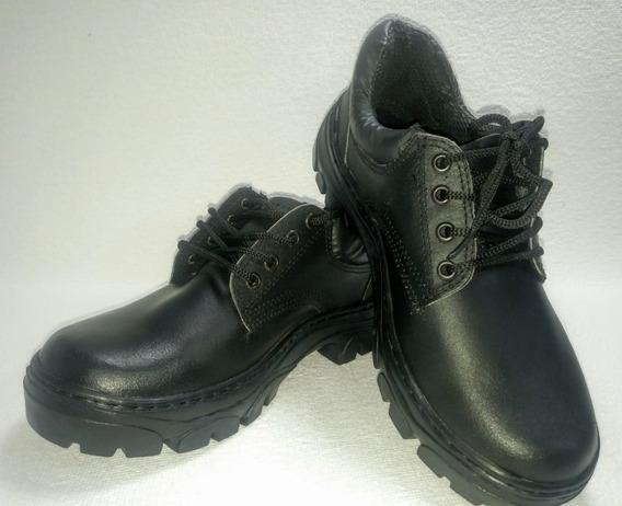 Art 100 Ne Zapato De Trabajo Caucho Krapert Talles Grandes