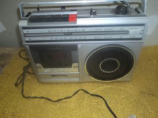 Radio/sanyo/antigo Am ;fm / Toca Fita Nao Pega / Som Baixo/l