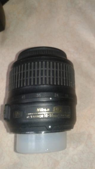 Camera Digital Nikon D60 Completa