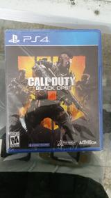 Call Of Duty Black Ops4 Nueva Para Ps4