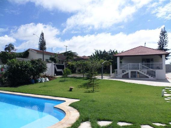 Casa Residencial À Venda, Santa Cruz, São Pedro. - Ca1351