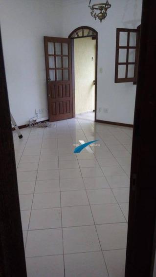 Casa Com 3 Dormitórios À Venda, 111 M² Por R$ 520.000 - Santa Mônica - Belo Horizonte/mg - Ca0676