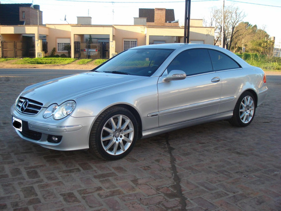 Mercedes-benz Clk 3.5 Clk350coupe Avantgarde Sport At 2009