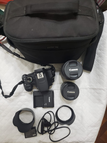 Canon Eos 1200d - Melhor Câmera Para Iniciantes