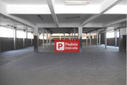 Galpão À Venda, 2902 M² - Jurubatuba - São Paulo/sp - Ga0278