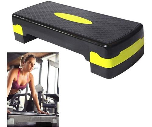 Step Aerobicos 2 Niveles Escalador Antideslizante Pilates