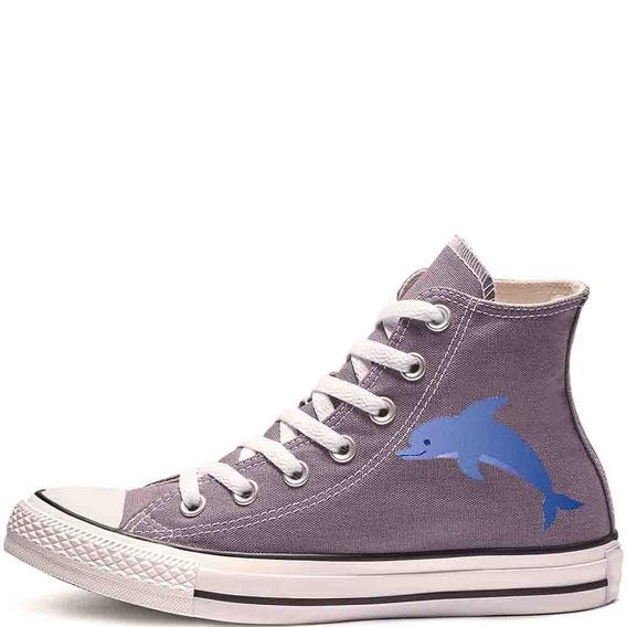 Zapatos Personalizados Delfin Hermosos Envio Gratis 006