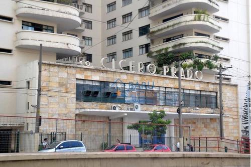 Imagem 1 de 28 de Apartamento Com 2 Dormitórios Para Alugar, 136 M² Por R$ 1.600,00/mês - Campos Elíseos - São Paulo/sp - Ap64188