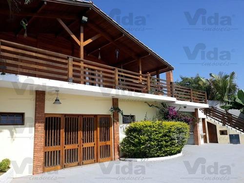 Chácara Em Porta Do Sol  -  Mairinque - 35028