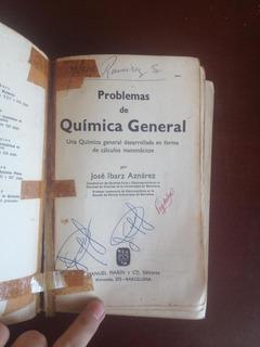 Libro De Problemas De Química General Ingenieria