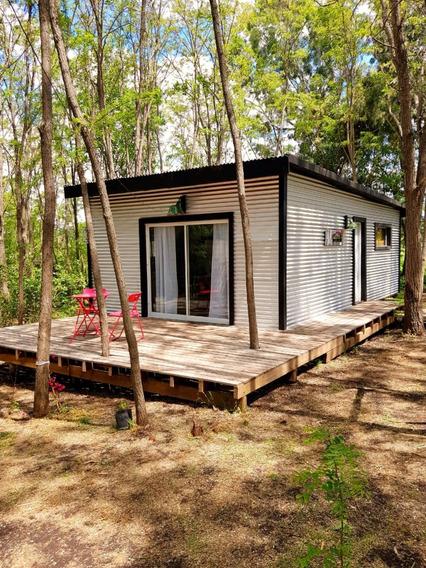 Construimos Tu Cabaña En Tandil / Oficina /loft/ Estudio