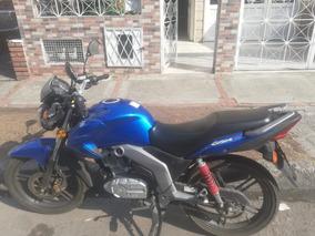 Suzuki Azul Gsx 125