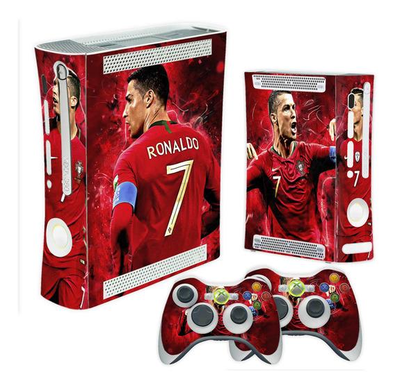 Skin Xbox 360 Arcade Cristiano Ronaldo Cr7