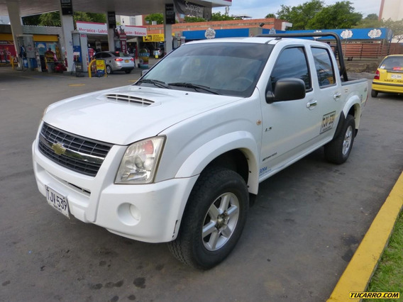 Chevrolet Luv D-max Mt 3000cc 4x4