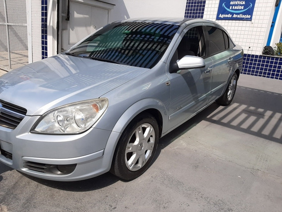Chevrolet Vectra 2.0 Elegance Flex Power Aut. 4p 2007