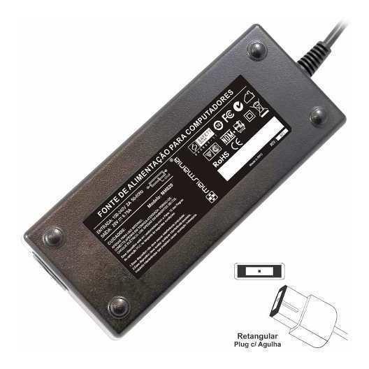Fonte Para Lenovo Ideapad Y50 I7-4700hq 20v 6.75a 135w 820