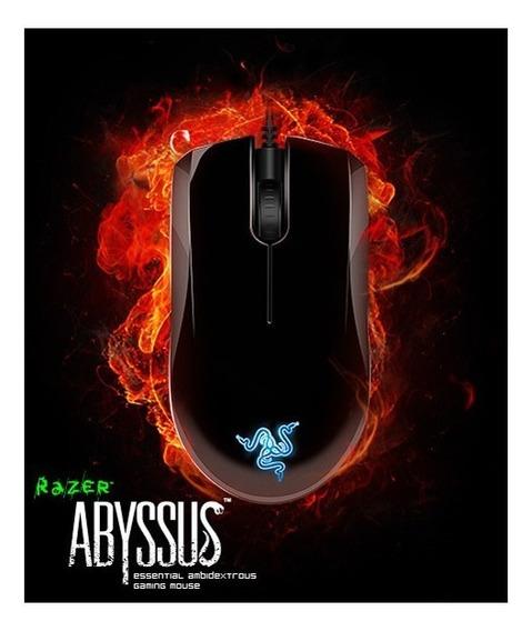 Mouse Razer Abyssus 3500dpi Novo
