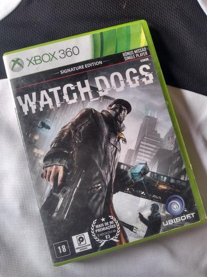 Jogo Xbox 360 - Watch Dogs